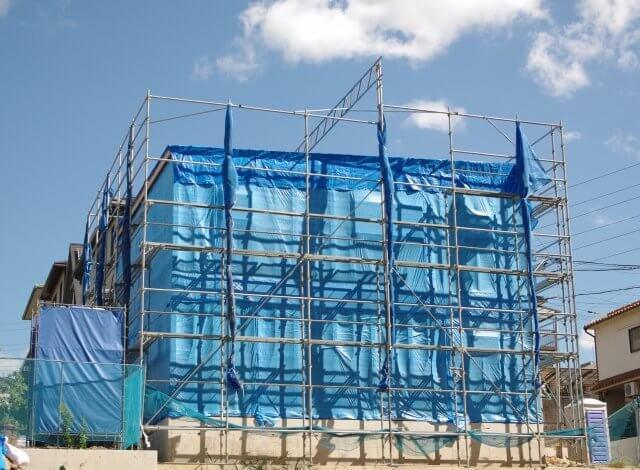 新築アパートの劣化対策等級3